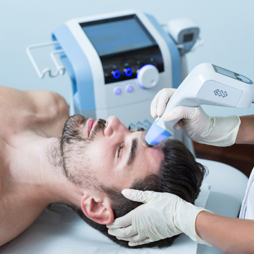 rejunevare faciala barbati